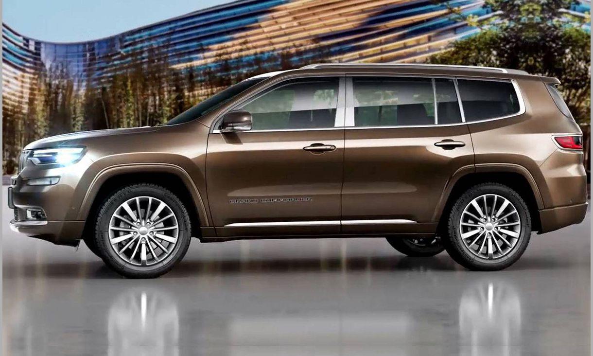2022 Chrysler Commander Aspen Vs Will There Be Specs Reviews