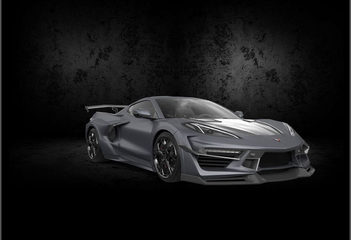 2022 Corvette Zr1 Does Have Top Speed Inside