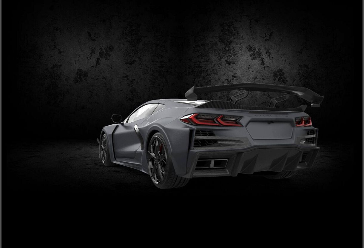 2022 Corvette Zr1 There Be A How Much Is Engine