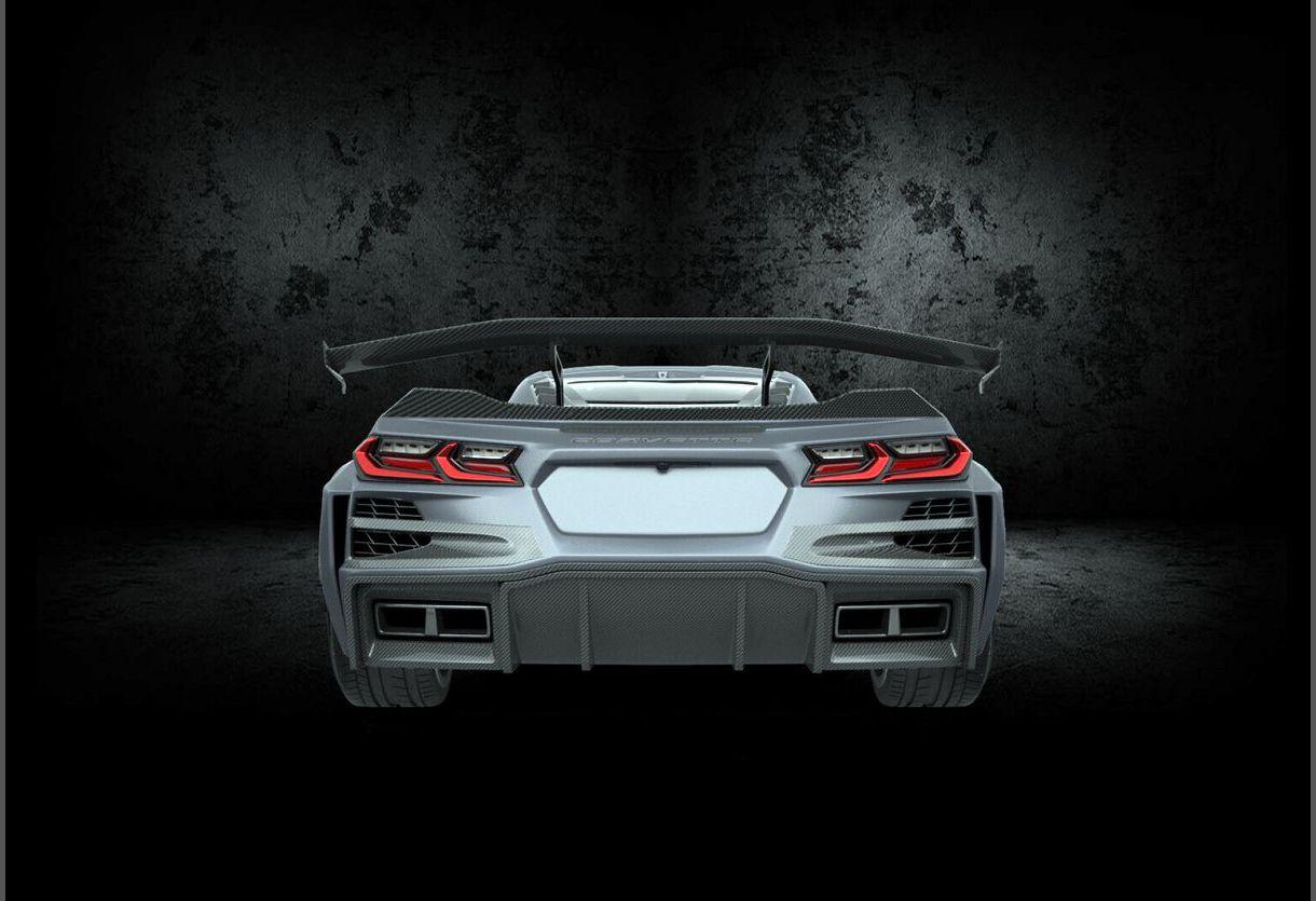 2022 Corvette Zr1 Z06 What In The Horsepower