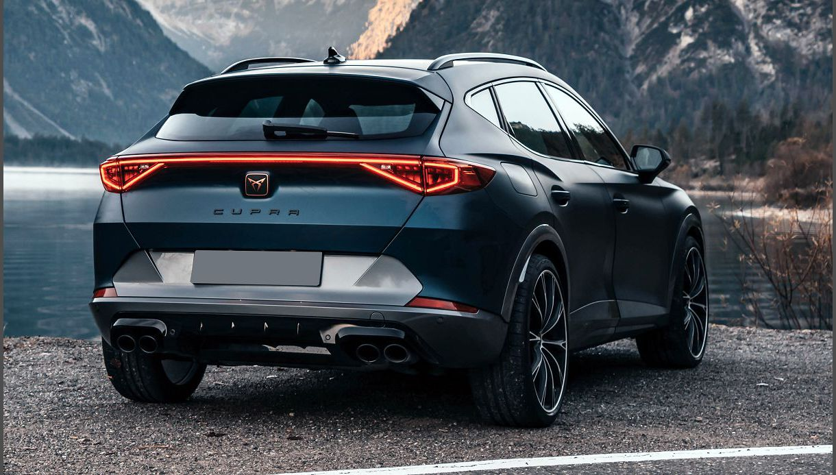 2022 Cupra Formentor New 2.5 Abt Youtube Ford Kaina