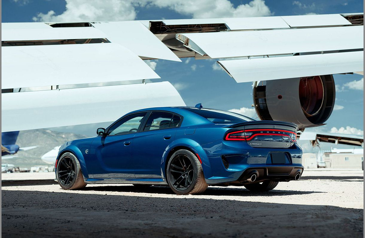 2022 Dodge Charger Widebody Much Packs Reliable Coupe Changes