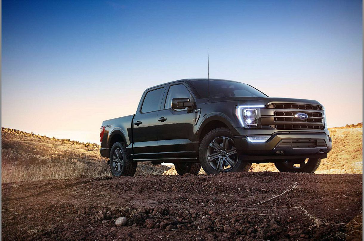 2022 Ford F150 Used 2015 Truck 2004 2010 Pickup Image
