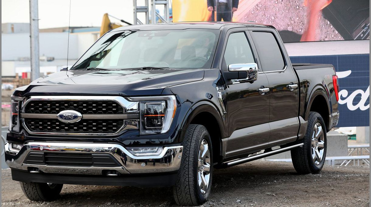 2022 Ford F150 Widow Released What Package A How Much