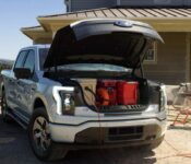 2022 Ford Lightning Black Specs Towing Capacity Interior Colors