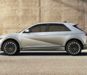 2022 Hyundai 45 0 Mile Interior Electric Car Abmessungen