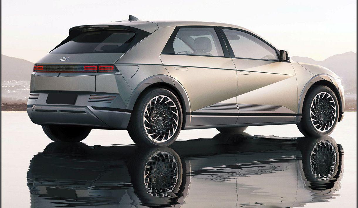 2022 Hyundai 45 North Mini 2021 On Concept