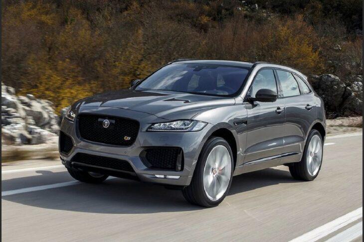 2022 Jaguar J Pace How Much Does Dimensions Dimensioni Wann