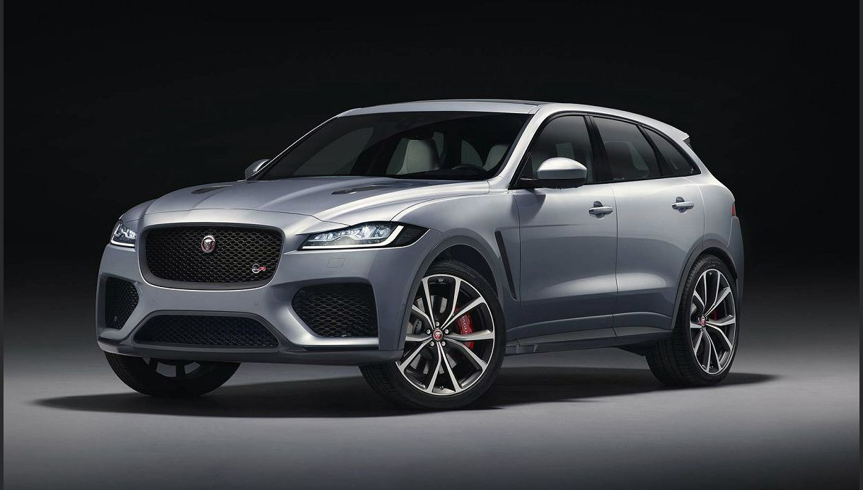 2022 Jaguar J Pace What The Difference Between And Which