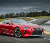 2022 Lexus Lc 500 2020 Lease 2018 Engine New Interior