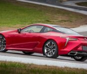 2022 Lexus Lc 500 Convertible Price For Sale Is Exterior