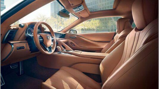 2022 Lexus Lc 500 Coupe V8 Liberty Walk Msrp Hybrid