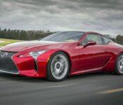 2022 Lexus Lc 500 H L500 Horsepower Sc Hp Ic500
