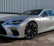 2022 Lexus Ls 500 F Sport 2018 500h 2019 Lx Model