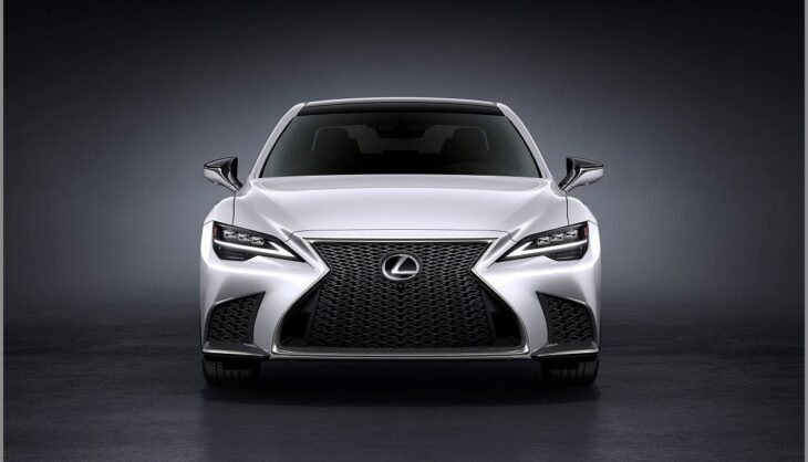 2022 Lexus Ls 500 Good Car Does Cost The Lease Image