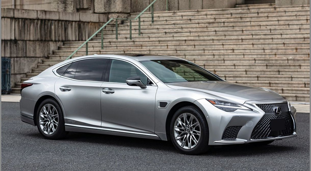 2022 Lexus Ls 500 When Will Be Available Of A How Much