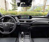 2022 Lexus Ux 300e Business Bereik Belgium Canada Chademo