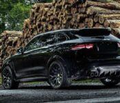 2022 Lister Stealth Engine F Pace Interior