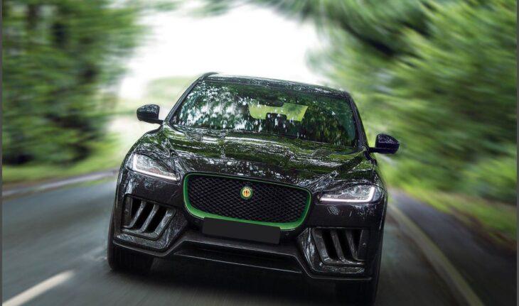 2022 Lister Stealth Jaguar F Pace