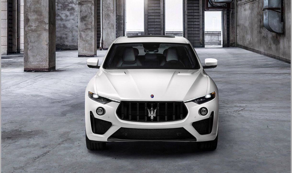2022 Maserati Levante All Weather Floor Mats Auction The Msrp