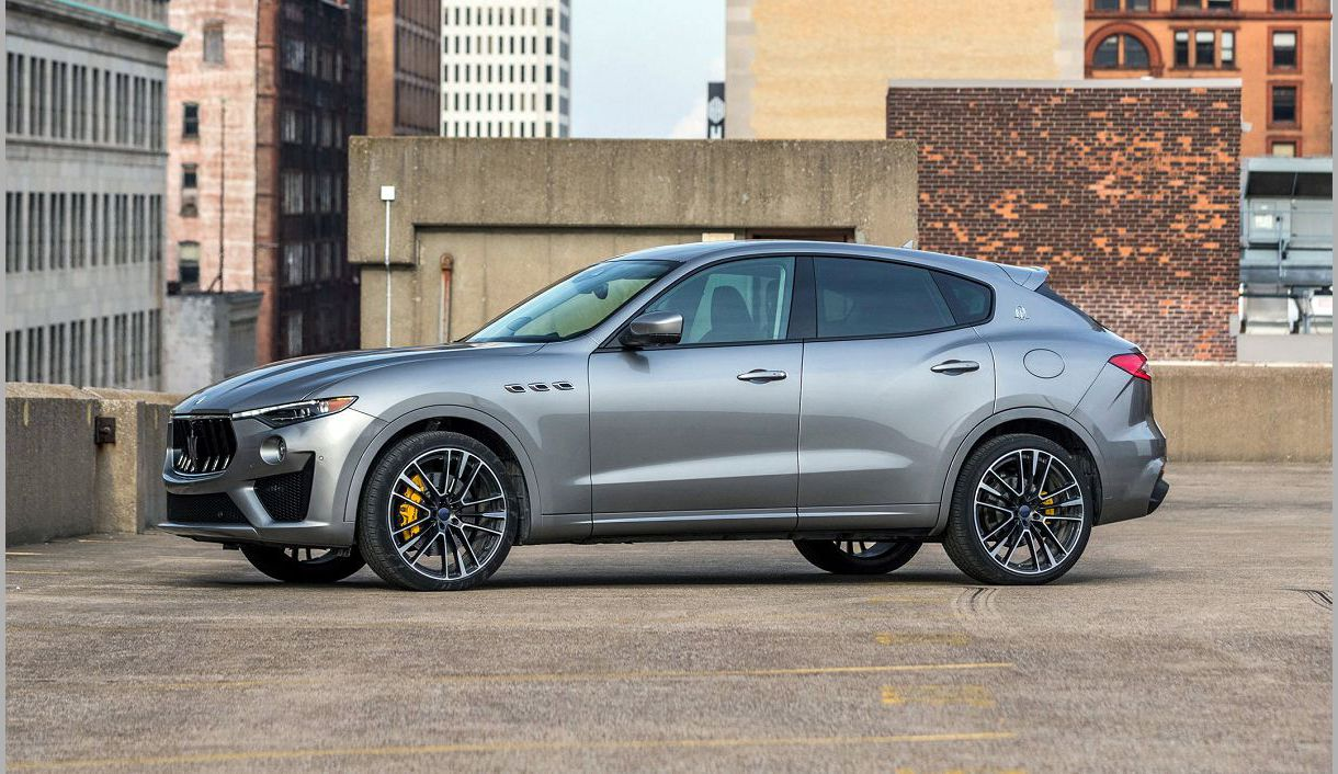 2022 Maserati Levante Gts S Quattroporte Car 2018 Q4 Models