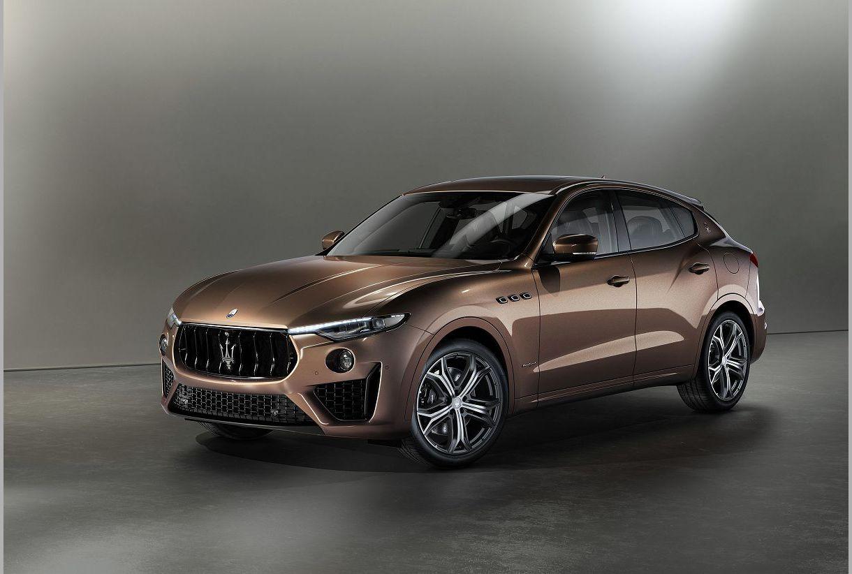 2022 Maserati Levante Jeep 2016 V8 Horsepower Novitec Black