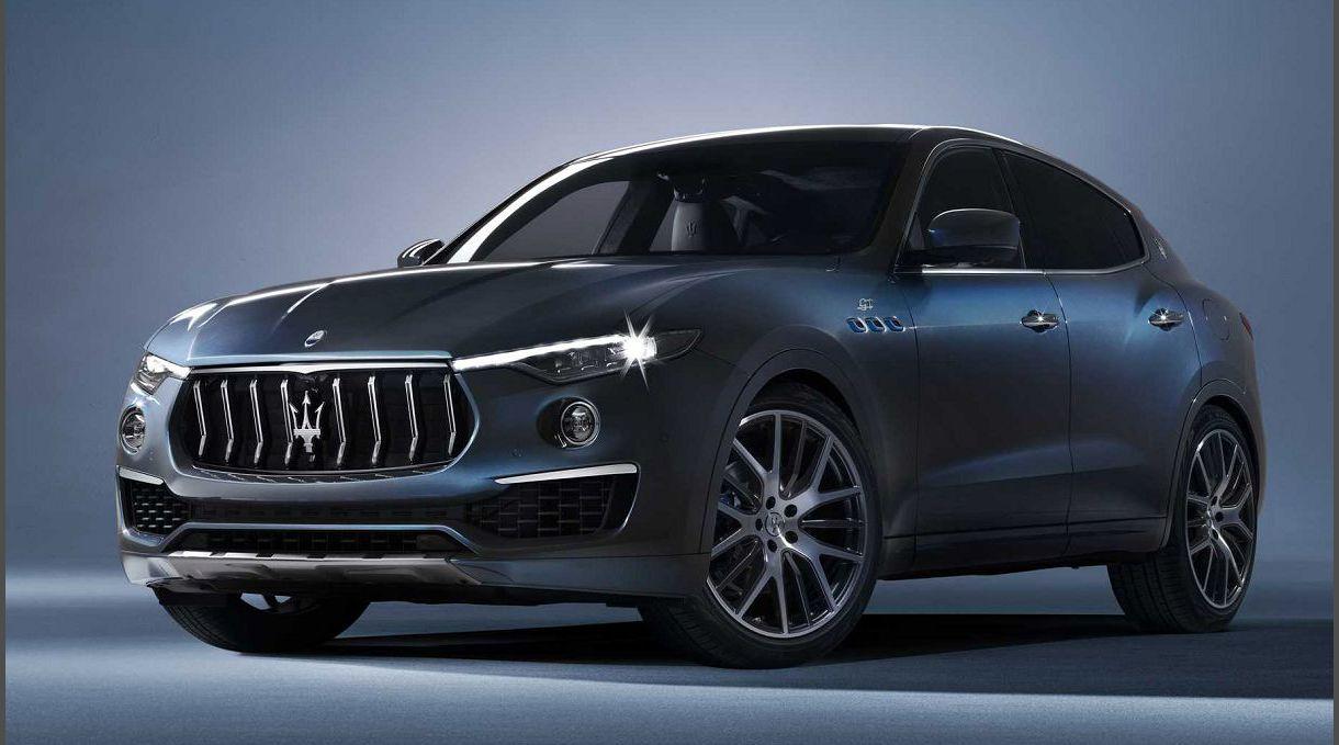 2022 Maserati Levante Suv Trofeo 2020 Price For Sale Engine