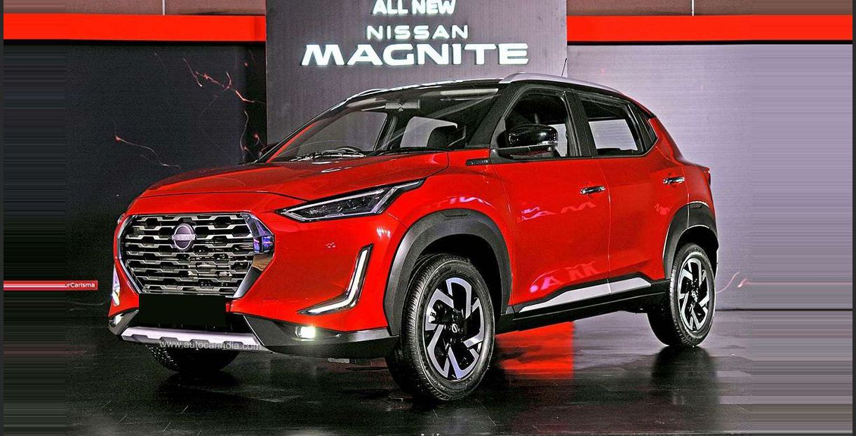 2022 Nissan Magnite Cost Turbo B Csd Expected Horsepower