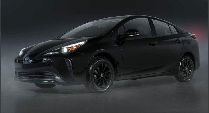 2022 Prius Nightshade Plug In 2019 Lease Image Warranty