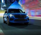 2022 Skoda Kodiaq Rs 7 Seater Seat New Petrol Modelljahr