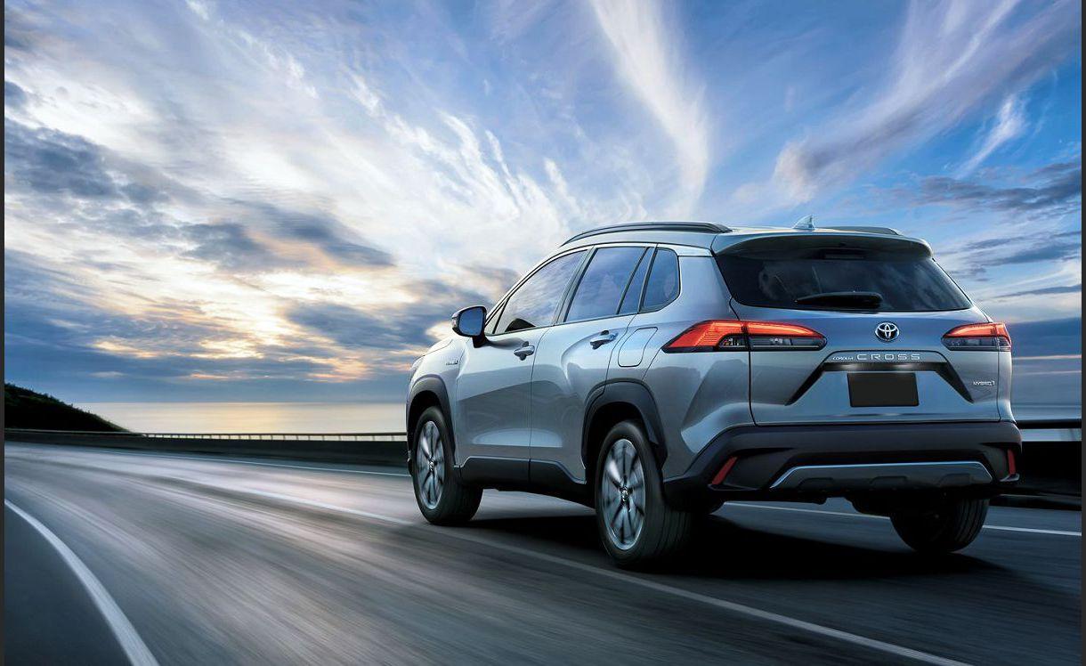 2022 Toyota Corolla Cross Interior Dimensions Specs Preço Canada