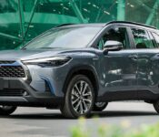 2022 Toyota Corolla Cross Pantip Crossover Usa Europe Club In