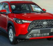 2022 Toyota Corolla Cross There A What Car Suv Pakistan Drivetrain