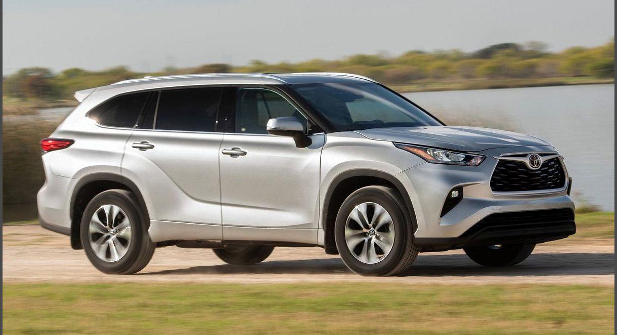 2022 Toyota Kluger 2019 Grande Car New Model Gxl