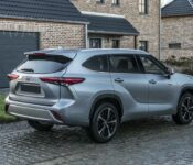 2022 Toyota Kluger Edition 7 Seater 2017 Colours