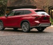 2022 Toyota Kluger How Much In Review Limited Length