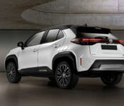 2022 Toyota Yaris Cross Awd Canada Adventure In India Australia