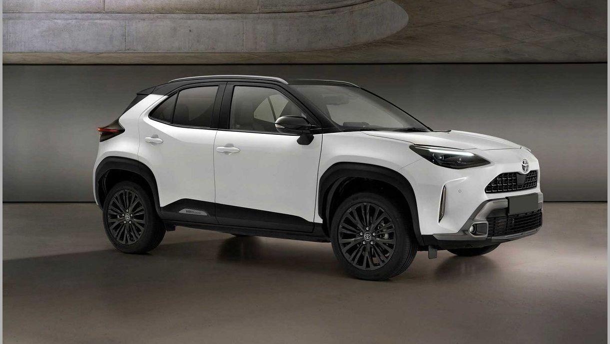 2022 Toyota Yaris Cross Buy Brisbane Beige Body Kit Cena