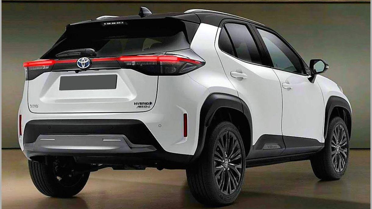 2022 Toyota Yaris Cross Youtube Release Date Gr X Inside Specs
