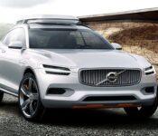 2022 Volvo Xc100 Concept New Electric V616 2023