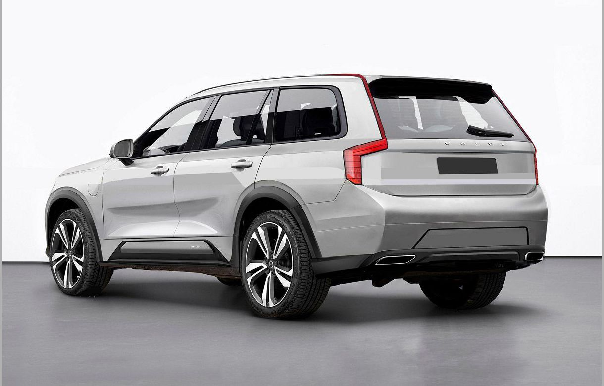 2022 Volvo Xc100 Neuer Nowe Nieuwe Nouveau