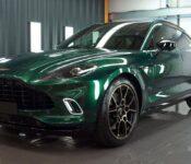 2022 Aston Martin Dbx Accessories Awd Amr Availability Advert Actress