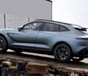 2022 Aston Martin Dbx Blue Electric Tuning How Much Will
