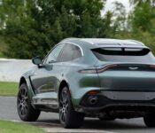 2022 Aston Martin Dbx Of 4 2019 White Four Wheel Drive