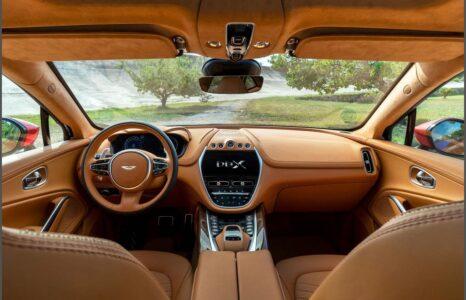 2022 Aston Martin Dbx Price 2021 Suv For Sale Interior