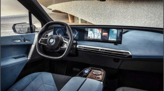 2022 Bmw Ix5 Car Dimensions Release Date Technische