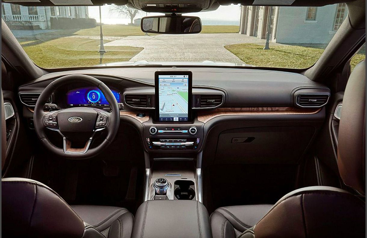 2022 Ford Explorer Xlt Longer Of Difference Between And Can