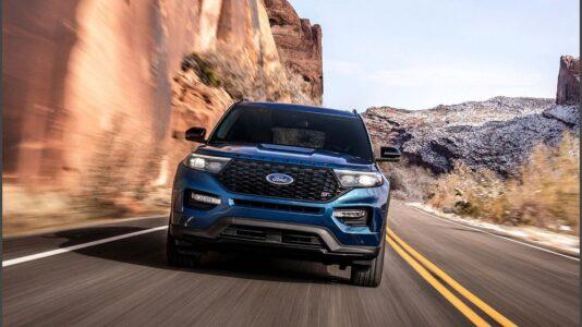 2022 Ford Explorer Xlt Mpg 19 2023 2024 2030 Hybrid Specs Model