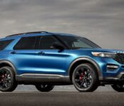 2022 Ford Explorer Xlt Reliable How Much Is A Options Image