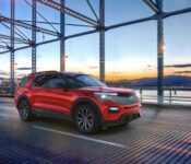 2022 Ford Explorer Xlt Xt 1994 Limited Suv 4x4 Review Exterior